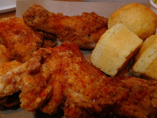 Fried Chicken Chicago  Honey Butter Chicken Picture of Honey Butter Fried