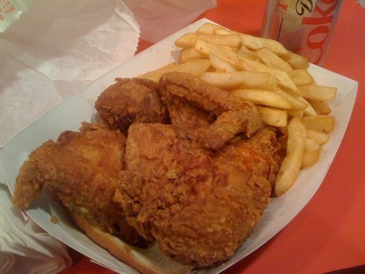 Fried Chicken Chicago  18 best images about Bronzeville Good Eats on Pinterest