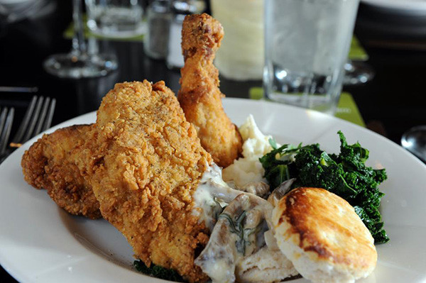 Fried Chicken Chicago  Here's What You Should Eat and Drink in Chicago This Week