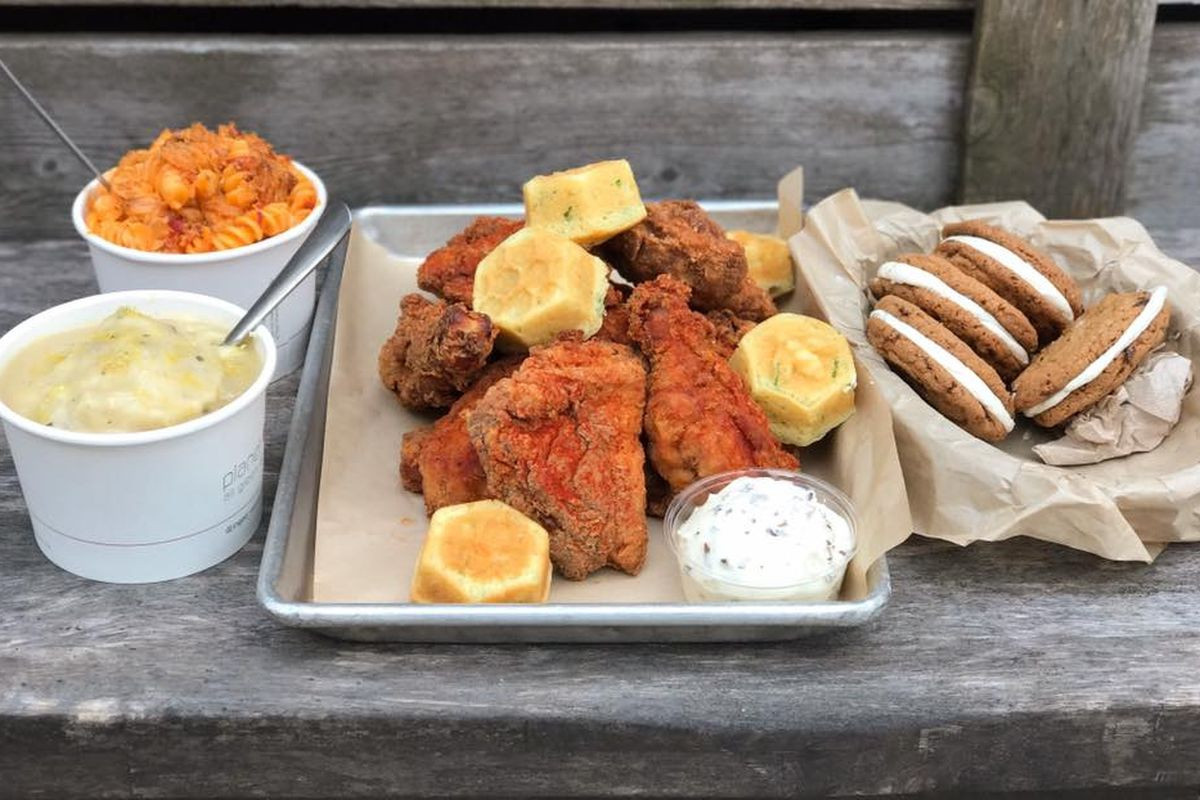Fried Chicken Chicago  Honey Butter Fried Chicken Will Descend on Oakland Eater SF