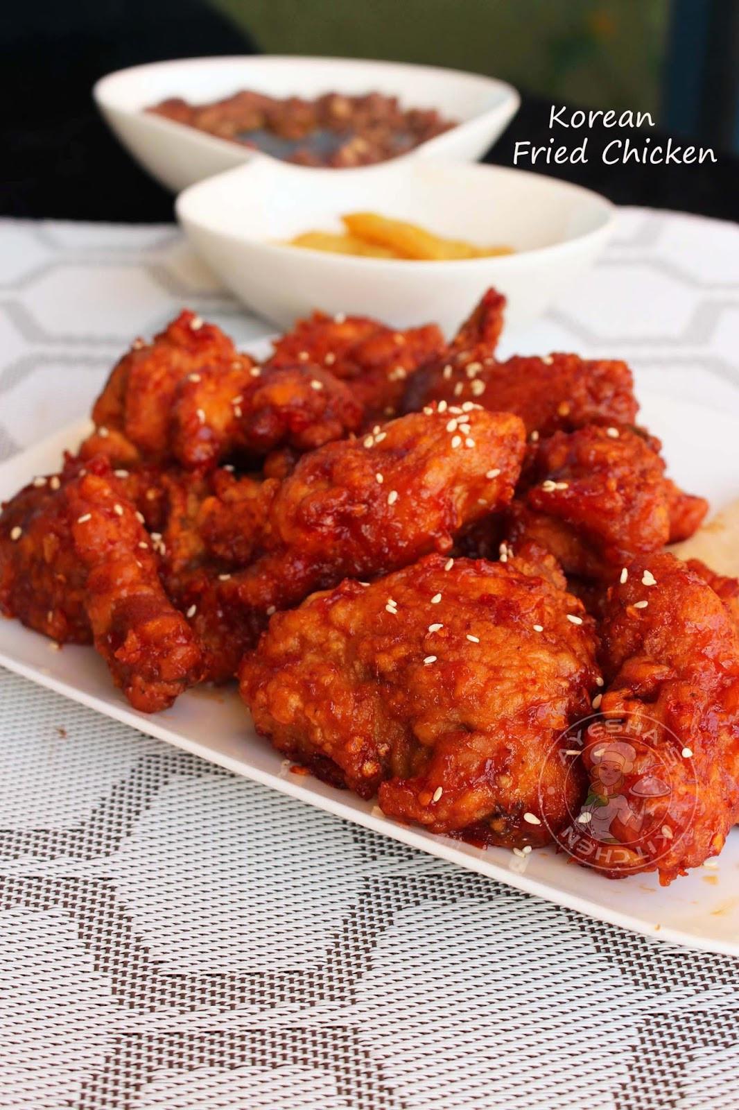 Fried Chicken Recipes  BEST FRIED CHICKEN RECIPE KOREAN FRIED CHICKEN