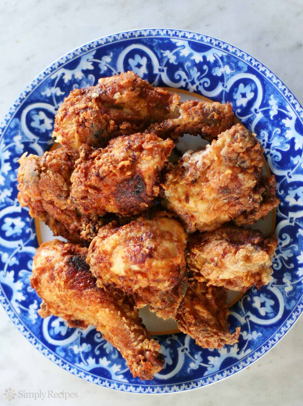 Fried Chicken Recipes  Buttermilk Fried Chicken Recipe