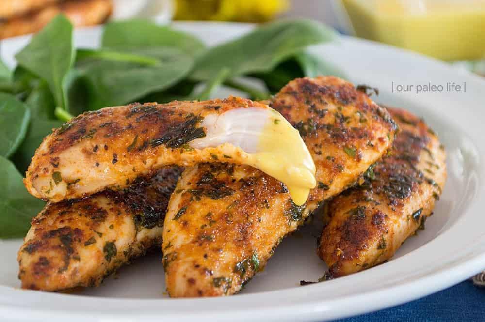 Fried Chicken Tenders  Easy Pan Fried Chicken Tenders Dairy and Gluten Free