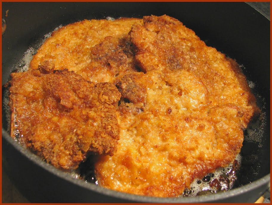 Fried Pork Chops And Gravy  Fat Johnny s Front Porch Fried Pork Chops & Pan Gravy