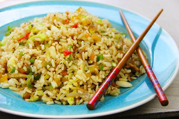 Fried Rice Recipie  Caribbean Saltfish Fried Rice Recipe