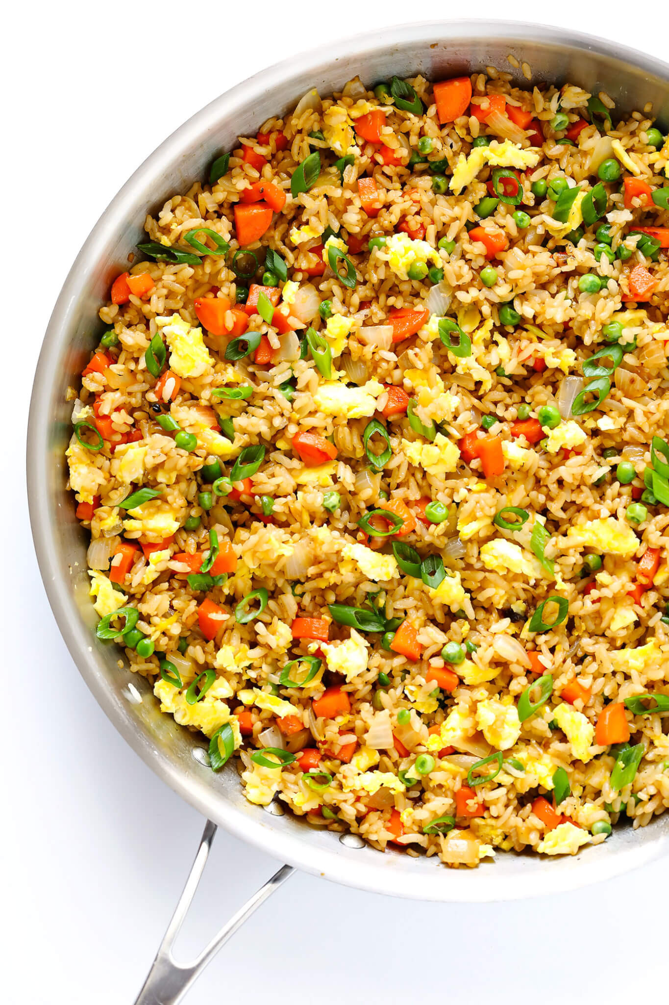 Fried Rice Recipie  Fried Rice Gimme Some Oven