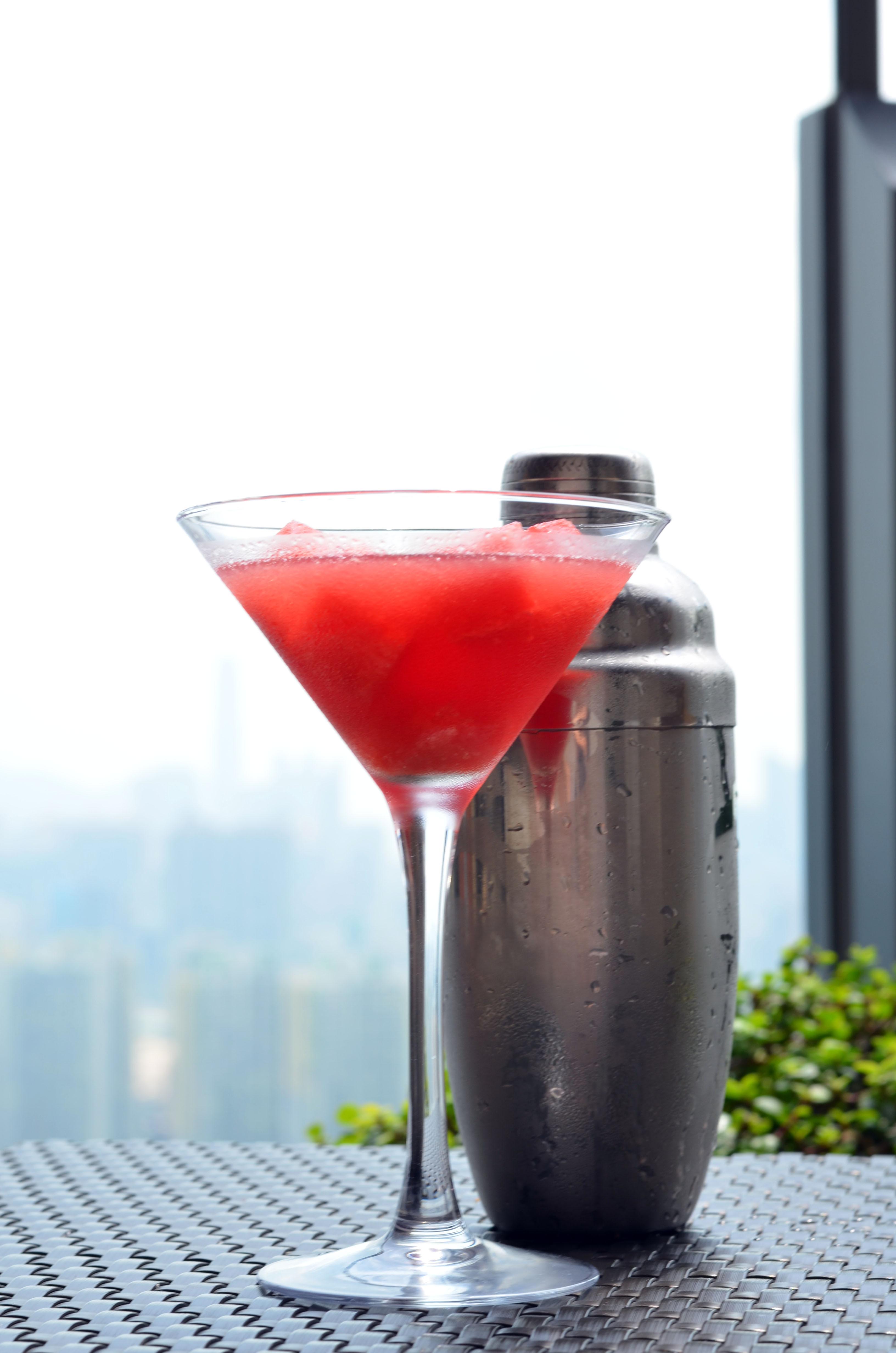 Frozen Alcoholic Drinks With Vodka  frozen watermelon cocktail vodka