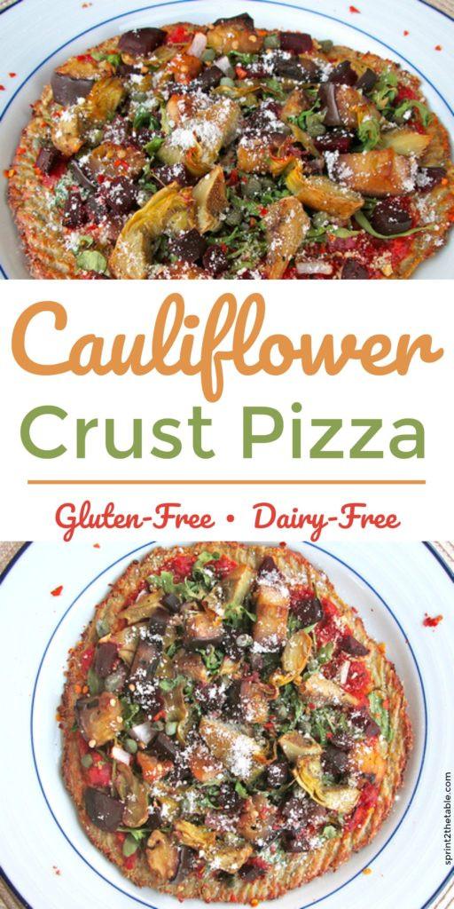 Frozen Cauliflower Pizza  Cauliflower Crust Pizza Recipe