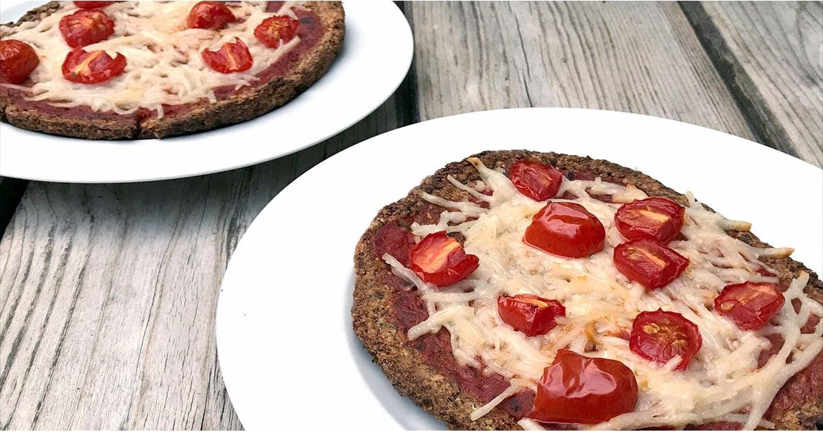 Frozen Cauliflower Pizza  Frozen Cauliflower Pizza Crust Recipe