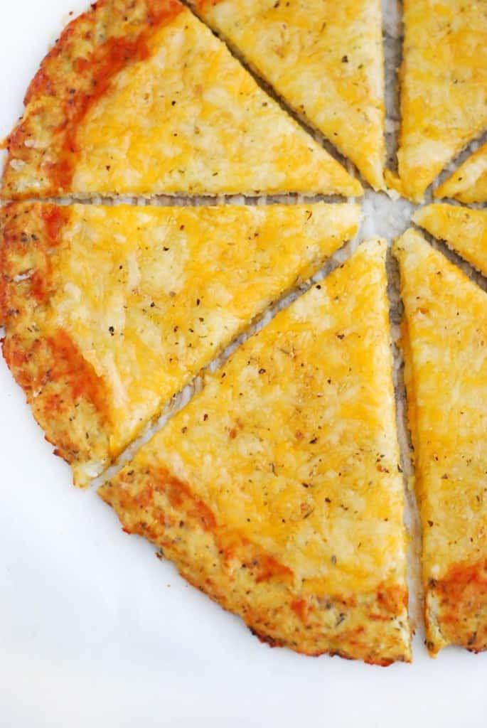 Frozen Cauliflower Pizza  cauliflower pizza crust frozen