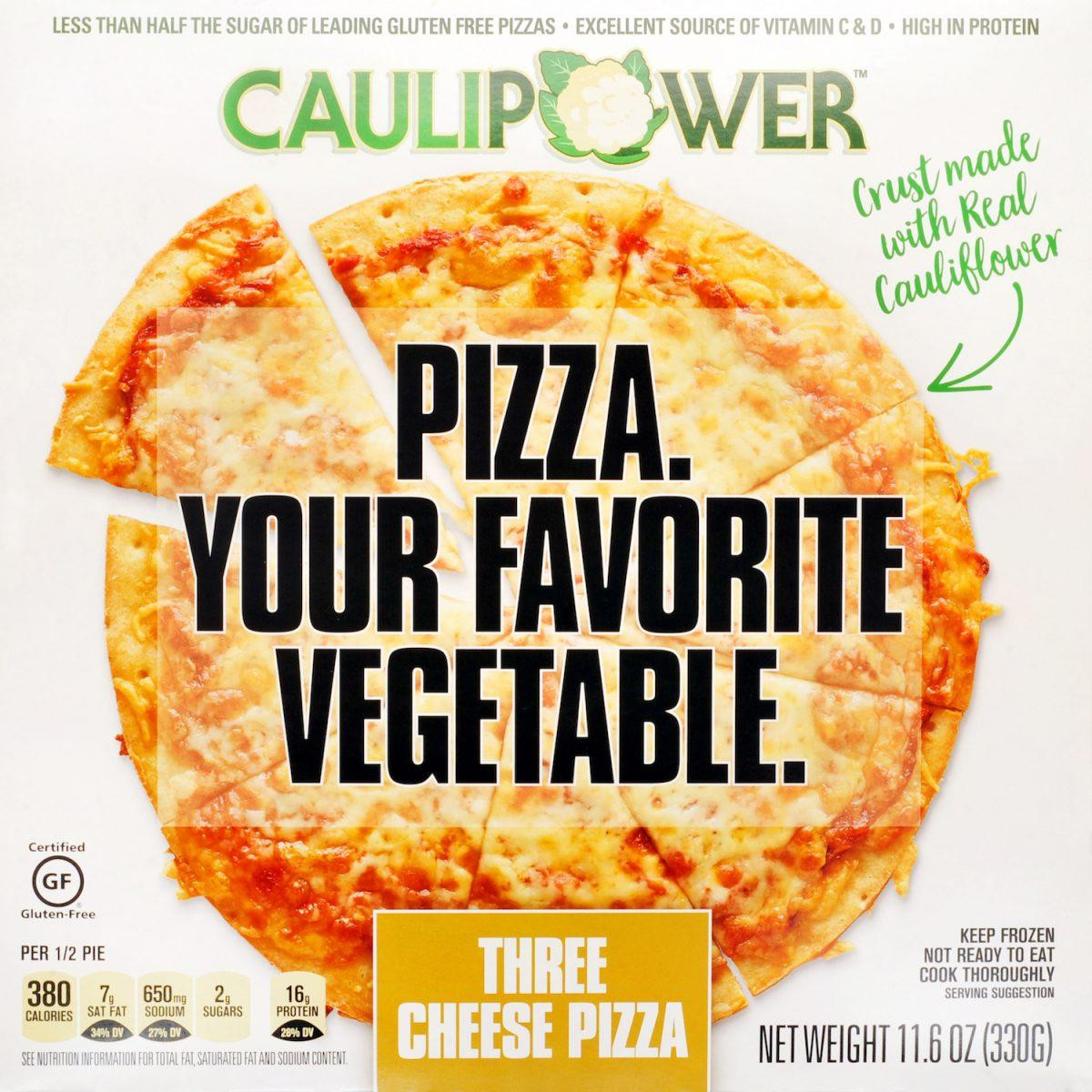 Frozen Cauliflower Pizza  Caulipower How This Corporate Executive Left Her