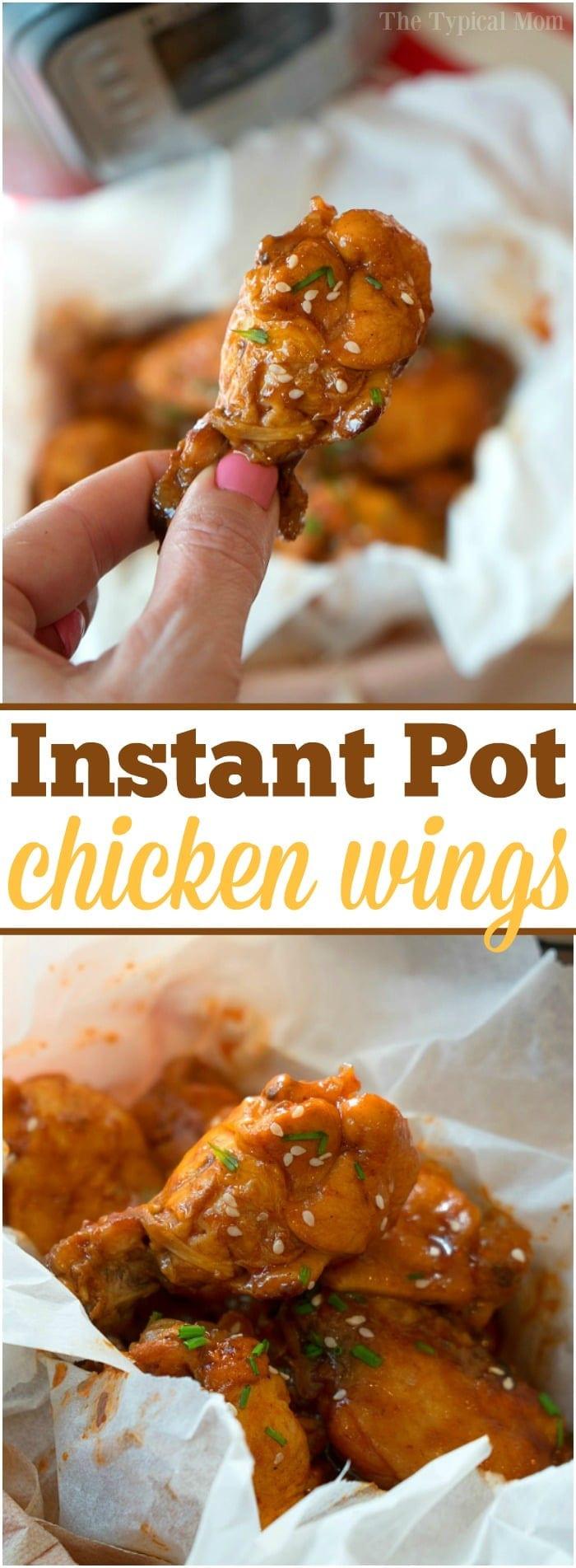 Frozen Chicken Wings Instant Pot  Pressure Cooker Frozen Chicken Wings Instant Pot Chicken