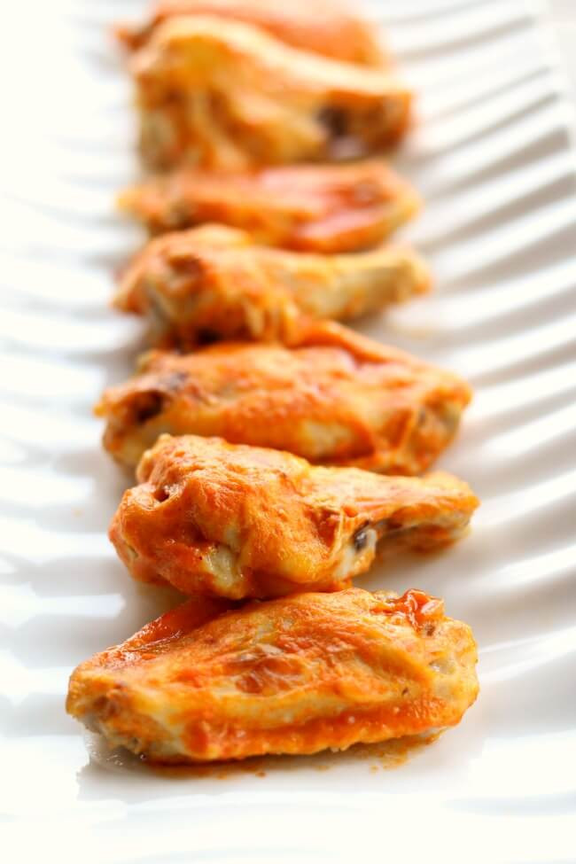 Frozen Chicken Wings Instant Pot  Instant Pot Buffalo Wings 365 Days of Slow Cooking and