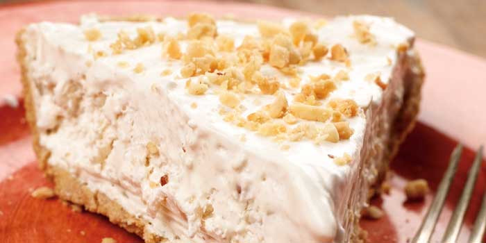 Frozen Peanut Butter Pie  Frozen Peanut Butter Pie – Our State Magazine