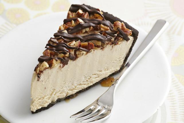 Frozen Peanut Butter Pie  Frozen Peanut Butter Turtle Pie Recipe Kraft Canada