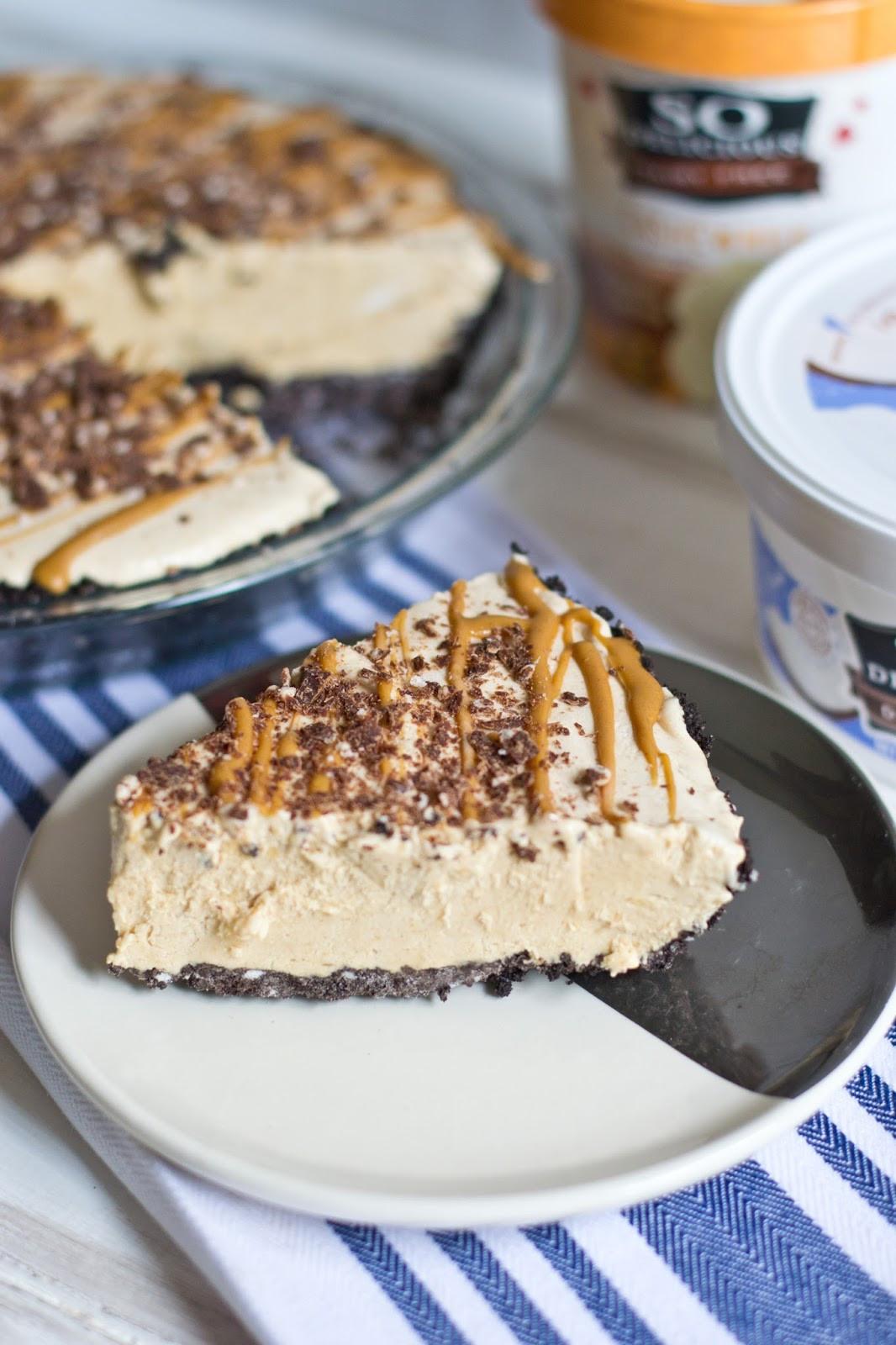 Frozen Peanut Butter Pie  Making it Milk free Frozen Peanut Butter Pie gluten free