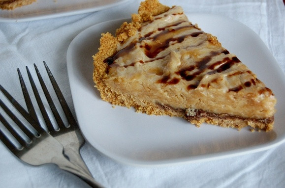 Frozen Peanut Butter Pie  Frozen Reese s Peanut Butter Pie Recipe — Dishmaps