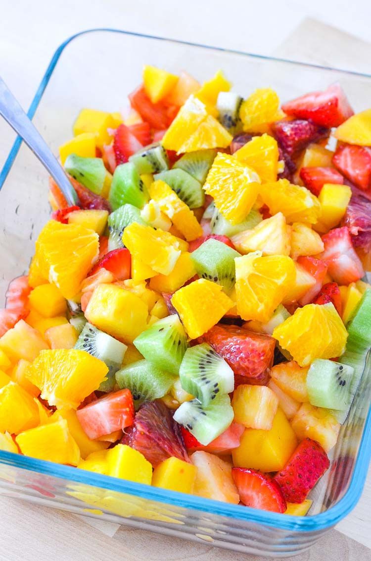 Fruit Salsa Recipe  41 Fantastic Fruit Salsa Recipes Kitchen Treaty