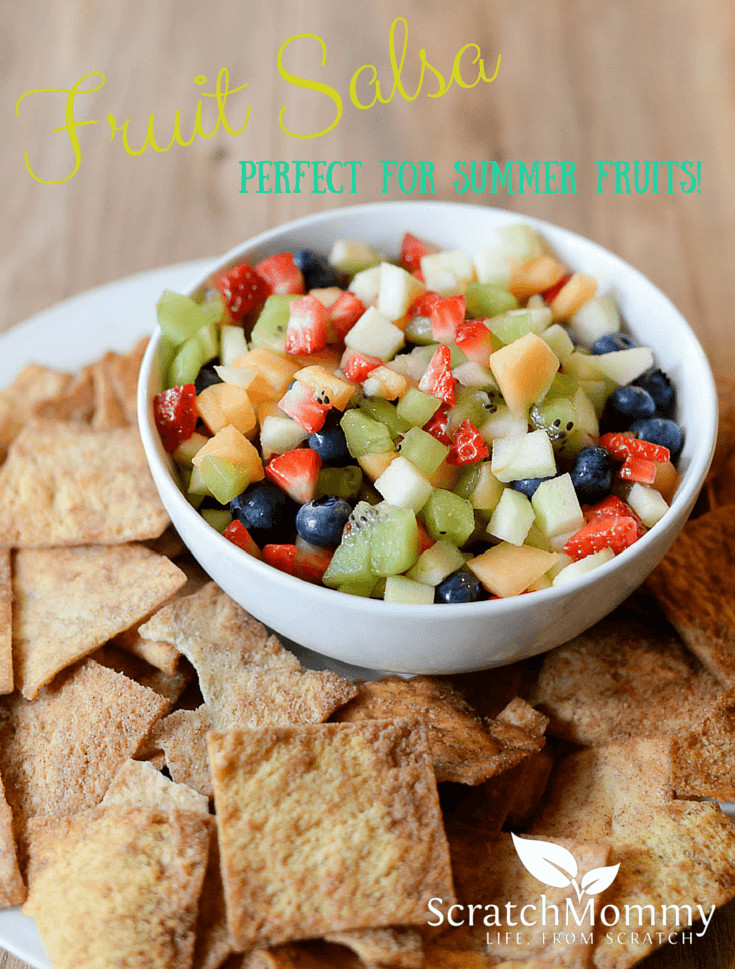 Fruit Salsa Recipe  Fruit Salsa Recipe Easy Fresh Delicious