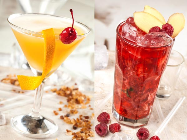 Fruity Drinks With Vodka  2 Fruit Punch Recipes For New Year Boldsky