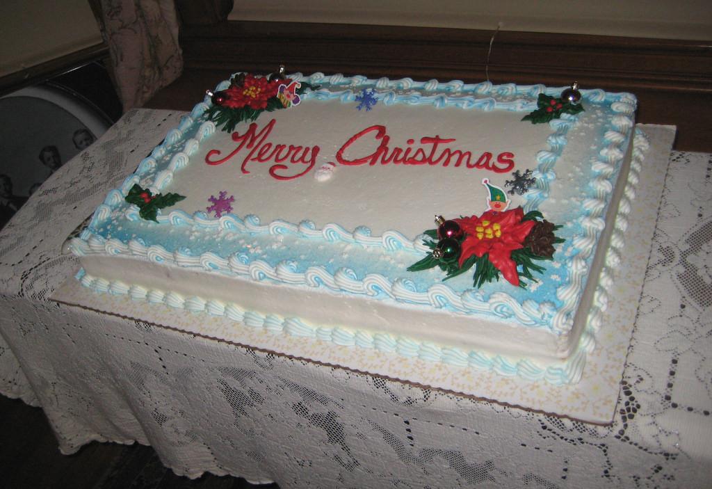 Full Sheet Cake Size  The Importance of Dessert Christmas Moments