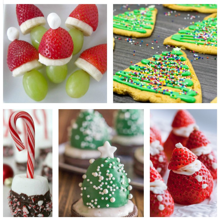 Fun Desserts To Make With Kids  15 Fun Christmas Dessert Treats for Kids Mommy s Bundle