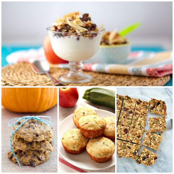 Fun Desserts To Make With Kids  20 Healthy Fall Snacks for Kids Fantastic Fun & Learning