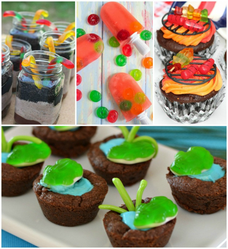 Fun Desserts To Make With Kids  Gummy Candy Desserts Your Kids Will Love