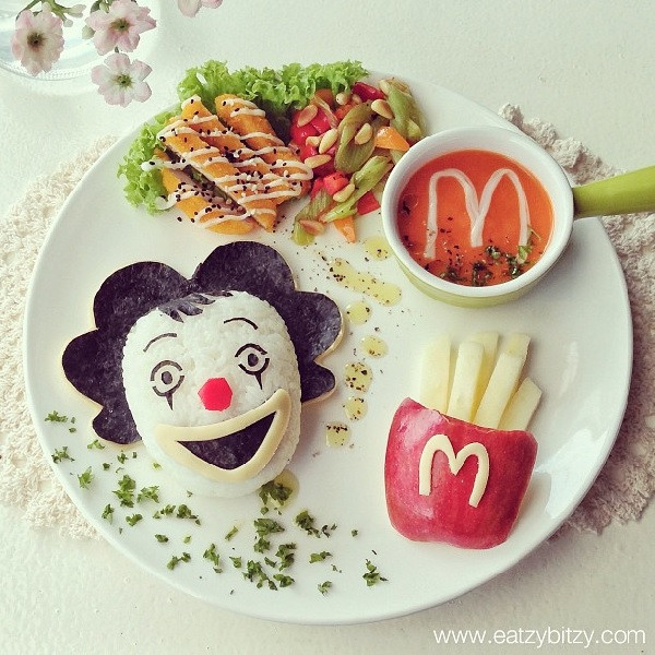 Fun Dinners For Kids  Make a Creative And Fun Meal For Your Kids 5