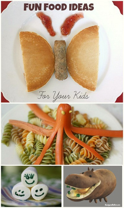 Fun Dinners For Kids  Fun Themed Dinner Nights for Kids