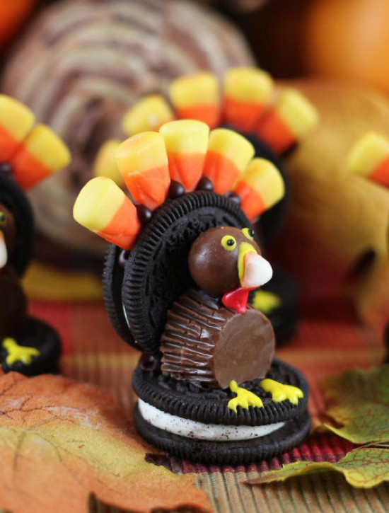 Fun Thanksgiving Desserts  50 Cute Thanksgiving Treats For Kids