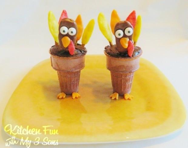 Fun Thanksgiving Desserts  Creative Fun DIY Edible Thanksgiving Desserts Snappy