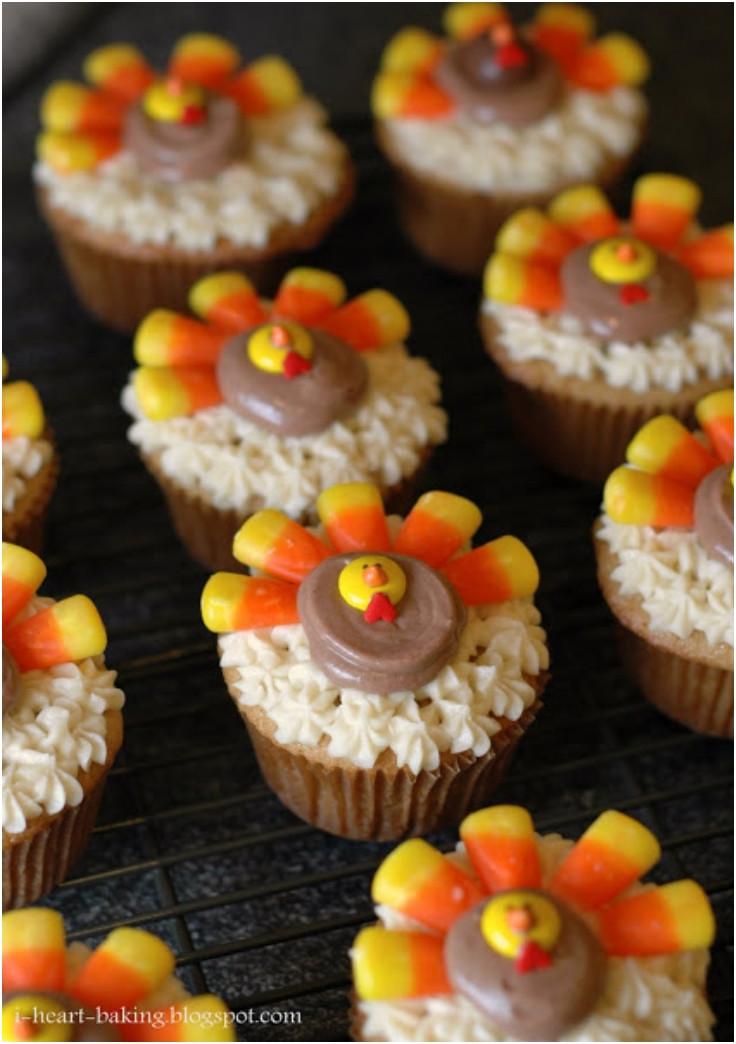 Fun Thanksgiving Desserts  Top 10 Cute DIY Thanksgiving Turkey Treats Top Inspired
