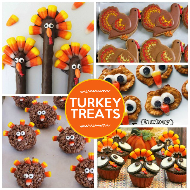 Fun Thanksgiving Desserts  Fun Last Minute Thanksgiving Treats and Delicious Dishes