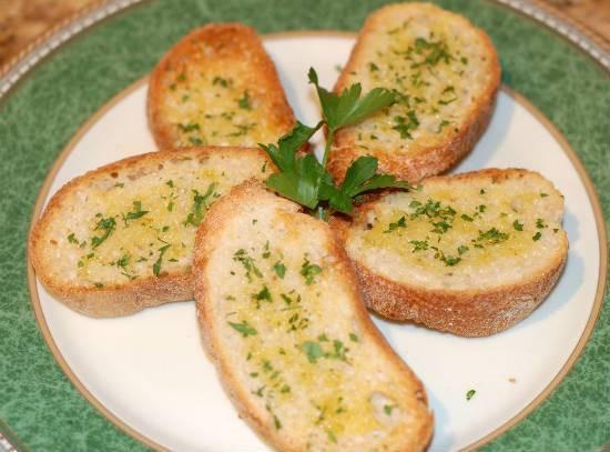 Garlic Bread With Garlic Powder  Garlic Bread Recipe Awesome Cuisine