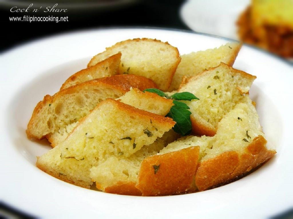 Garlic Bread With Garlic Powder  Garlic Bread