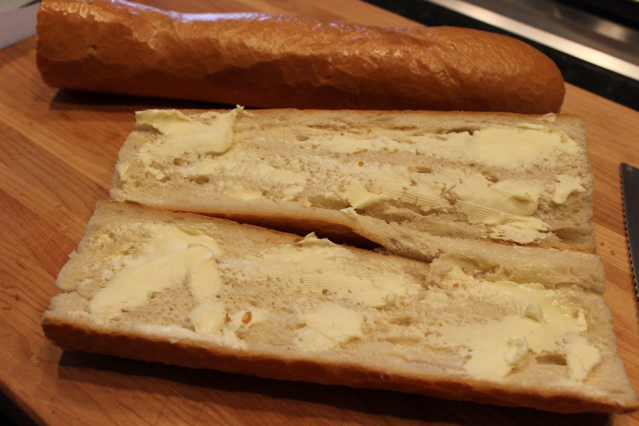 Garlic Bread With Garlic Powder  Best Garlic Bread in the World – Homemade Italian Cooking