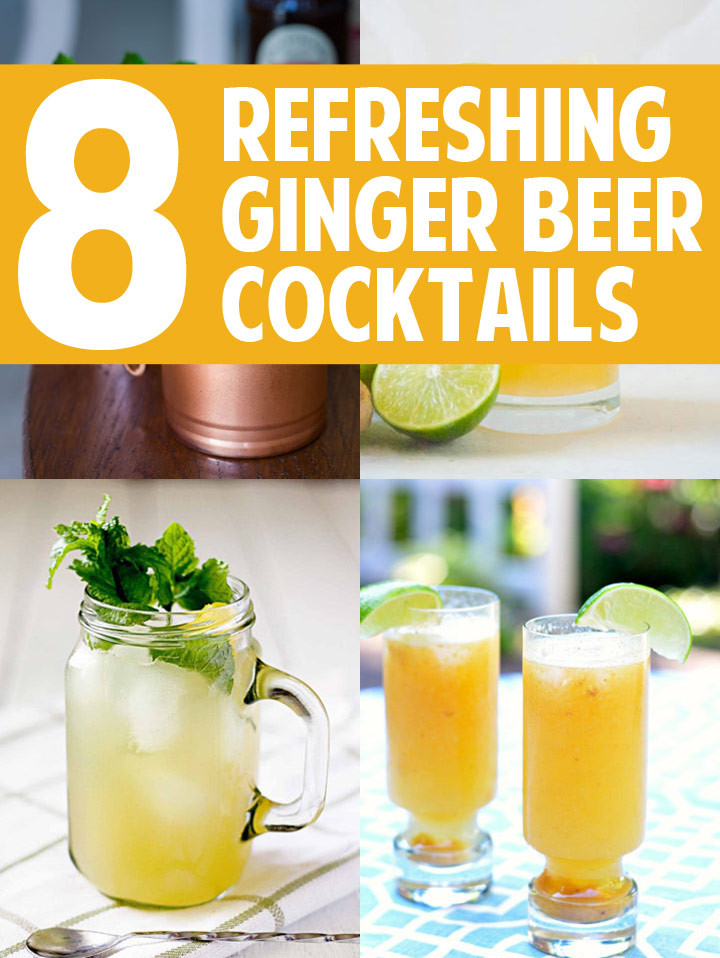 Ginger Beer Cocktails  8 Easy Refreshing Ginger Beer Cocktails You Need to Know