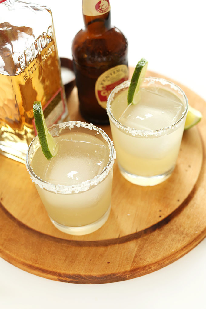 Ginger Beer Cocktails  Ginger Beer Margaritas
