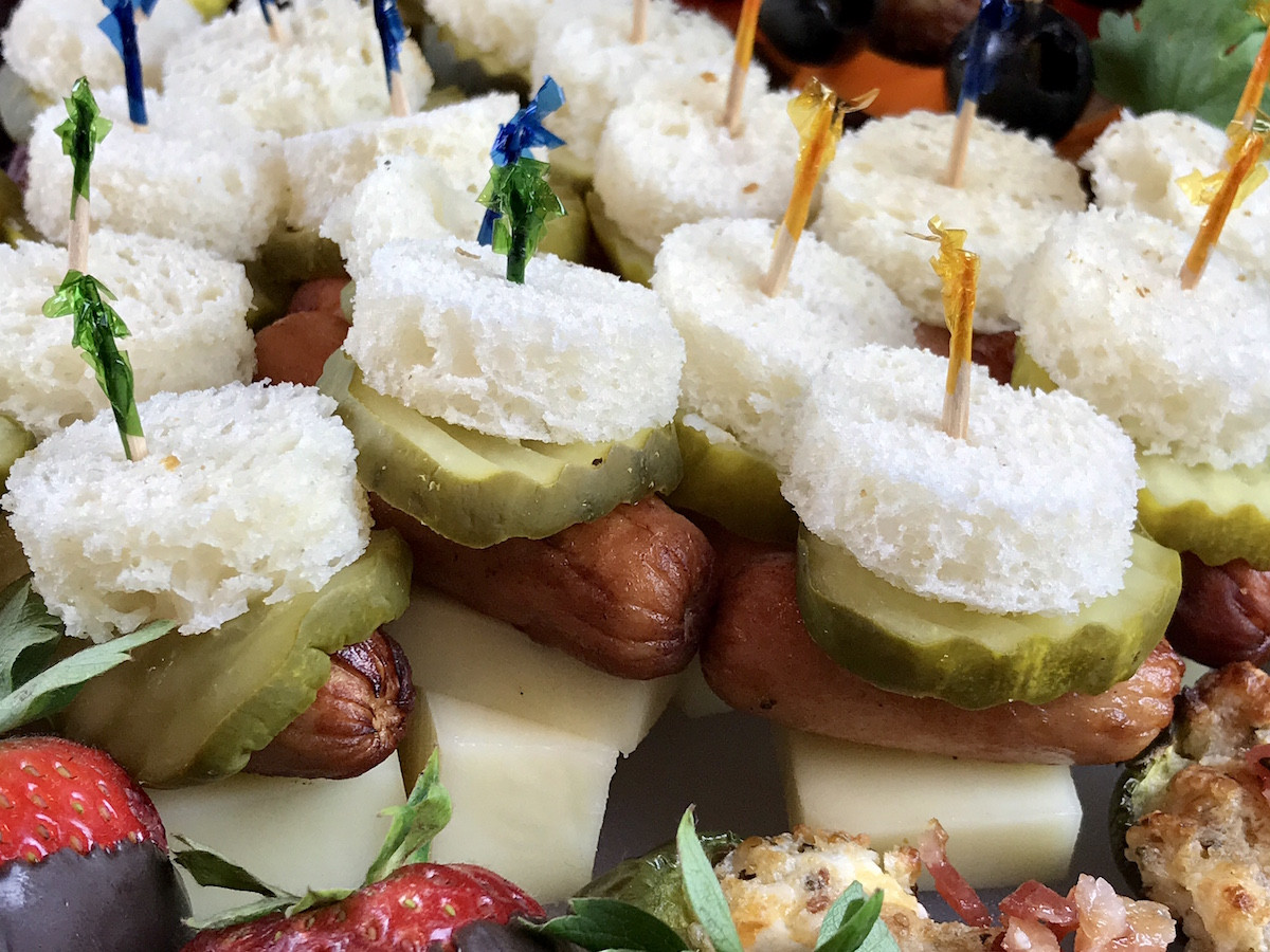 Gluten Free Appetizers  Get Holiday Ready with These Finger Sandwiches and Party