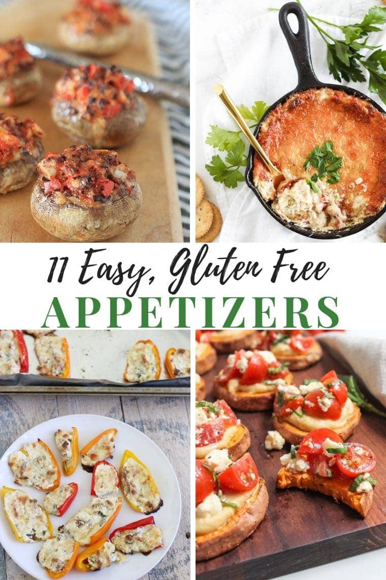 Gluten Free Appetizers  11 Easy Gluten Free Appetizers That Are Healthy AND