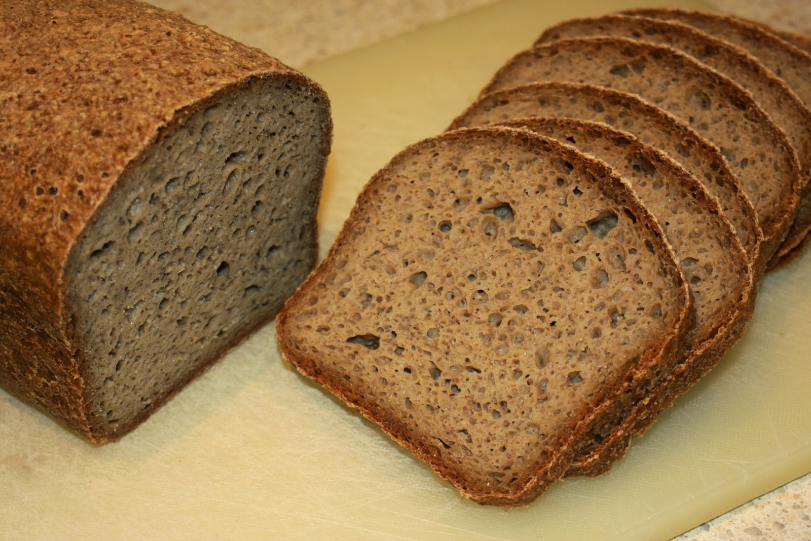 Gluten Free Bread Recipe  The World of Gluten Free Bread My Gluten Free Bread Recipe