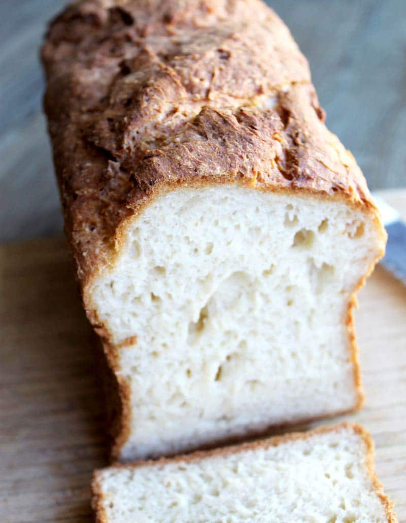 Gluten Free Bread Recipe  Gluten Free Sandwich Bread