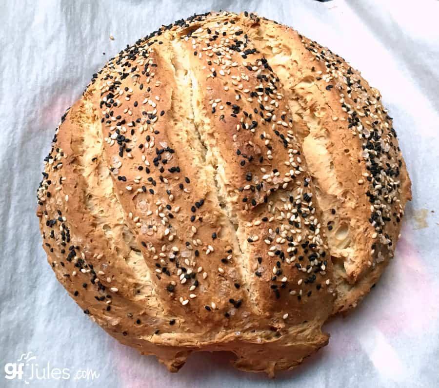 Gluten Free Bread Recipe  Gluten Free Artisan Bread gfJules