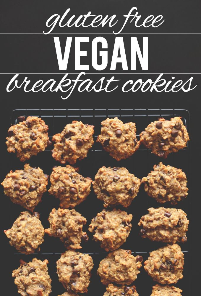 Gluten Free Breakfast Cookies  1000 images about Figure petition and Strength on