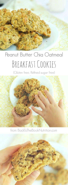 Gluten Free Breakfast Cookies  Gluten Free Breakfast Cookies Recipe With Oats Recipe