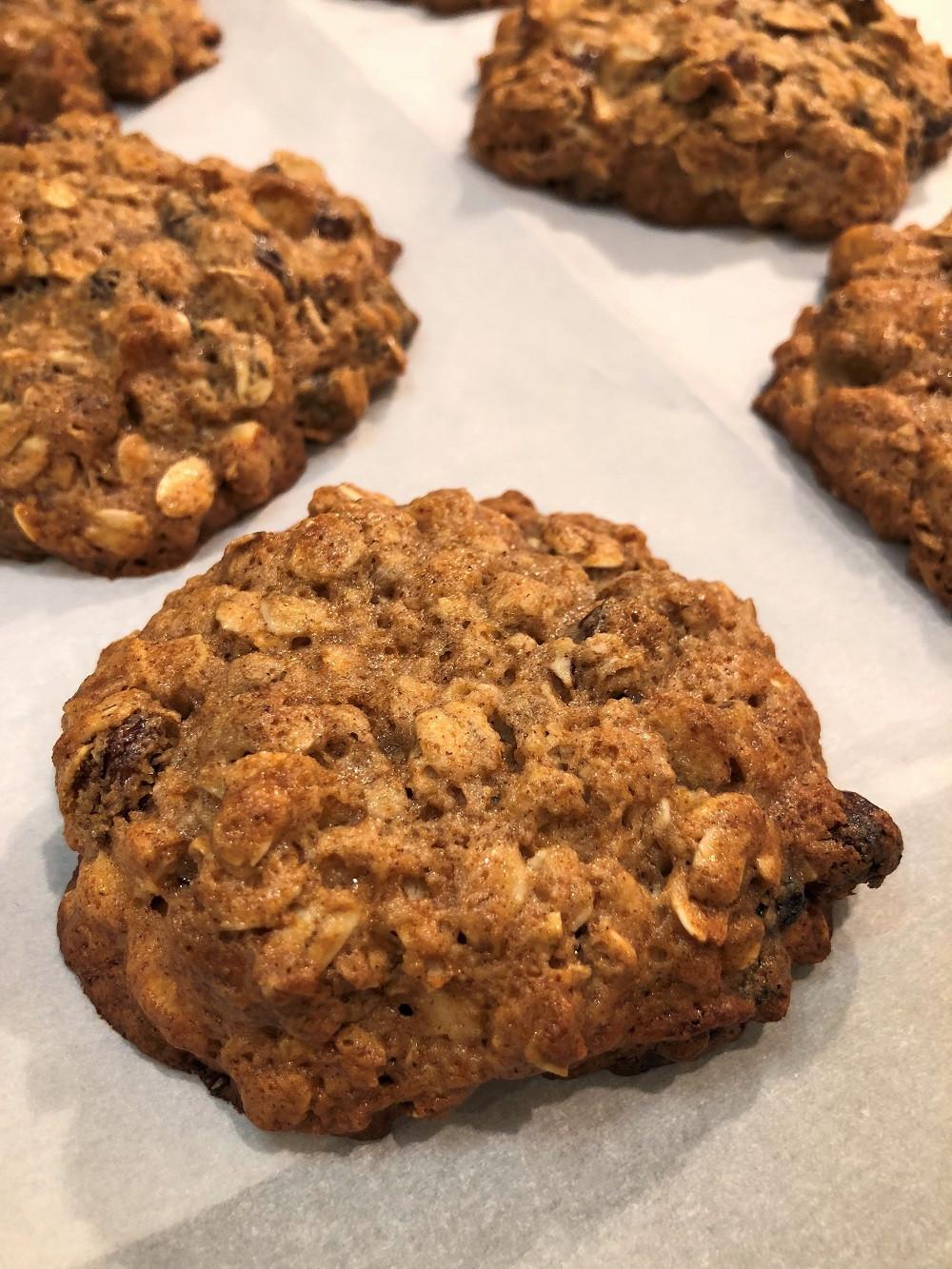 Gluten Free Breakfast Cookies  Easy Gluten Free Oatmeal Breakfast Cookies
