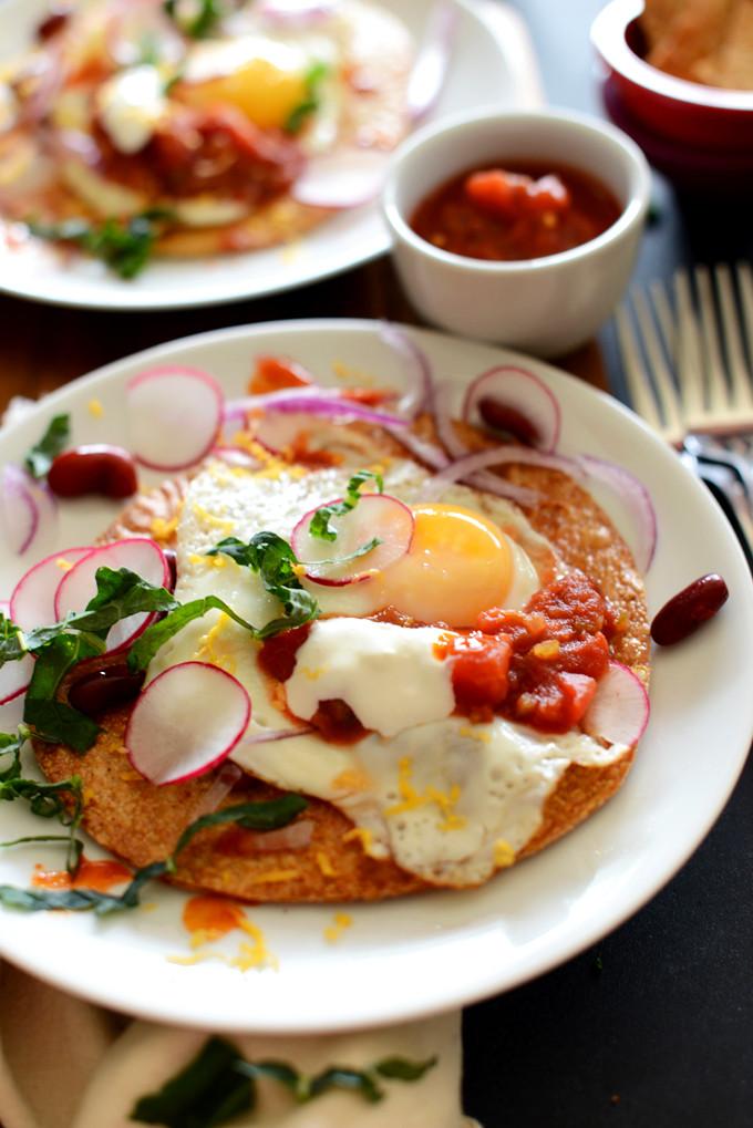 Gluten Free Brunch Recipes  Gluten Free Breakfast Tostadas