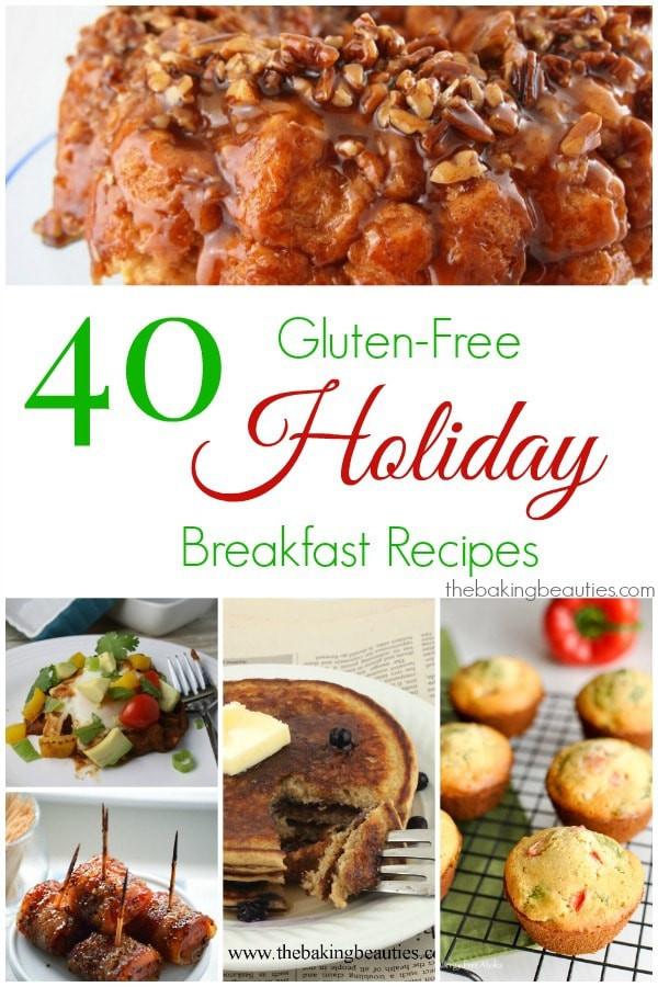 Gluten Free Brunch Recipes  40 Gluten Free Holiday Breakfast Recipes Faithfully