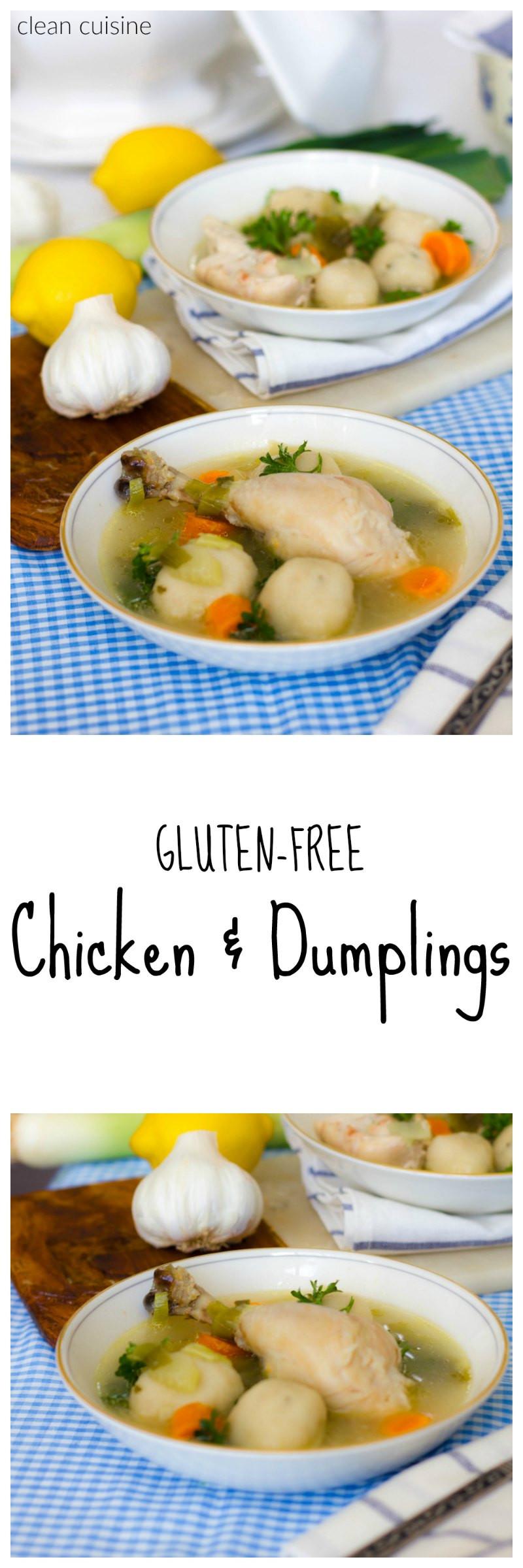 Gluten Free Chicken And Dumplings  Recipe for the Best Gluten Free Chicken and Dumplings